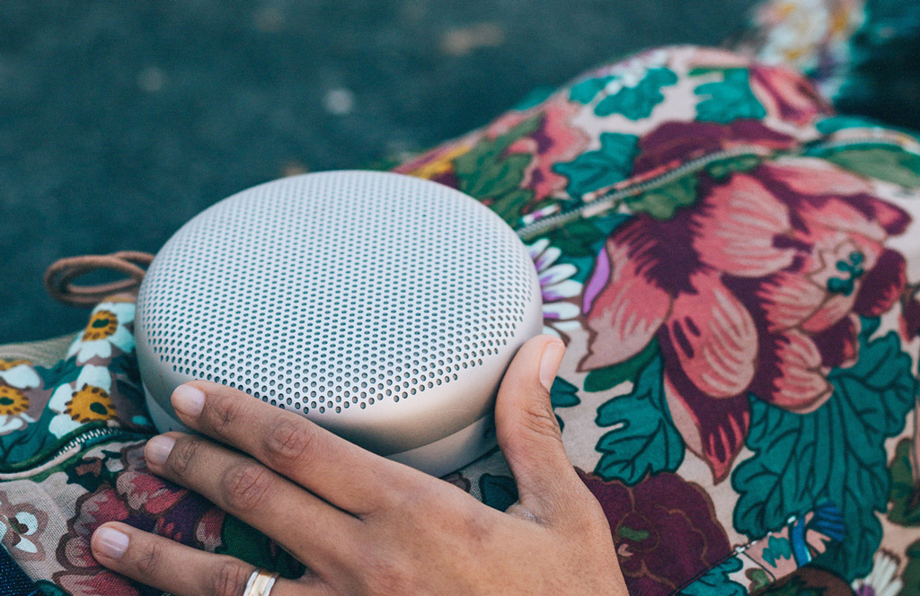 bärbar högtalare bra bas