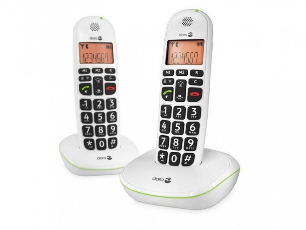 Doro Phoneeasy 100W Duo Vit