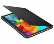 Samsung Samsung Galaxy Tab 4 10.1 Book Cover Fodral (svart)