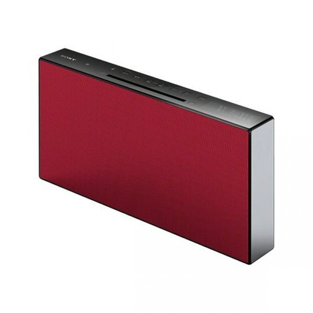 Sony CMT-X3CD Röd