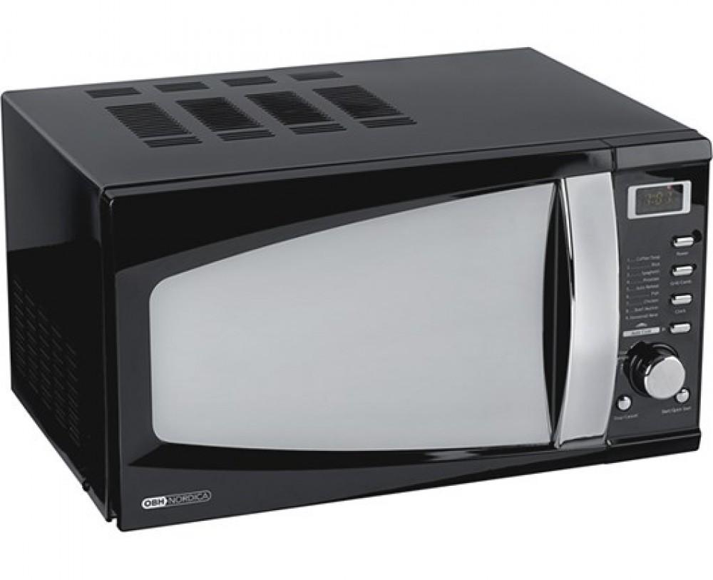 OBH Nordica Micro Delta 7503 Svart - Teleradio