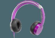 Vivanco Vivanco PLAY 4 TWO P On-Ear Headset med mikrofon/f
