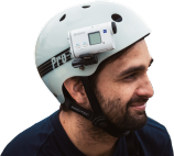 Sony VCTHSM1.SYH helmet side mount