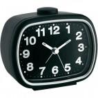 Vivanco Elektronisk alarmklocka, svart-vit