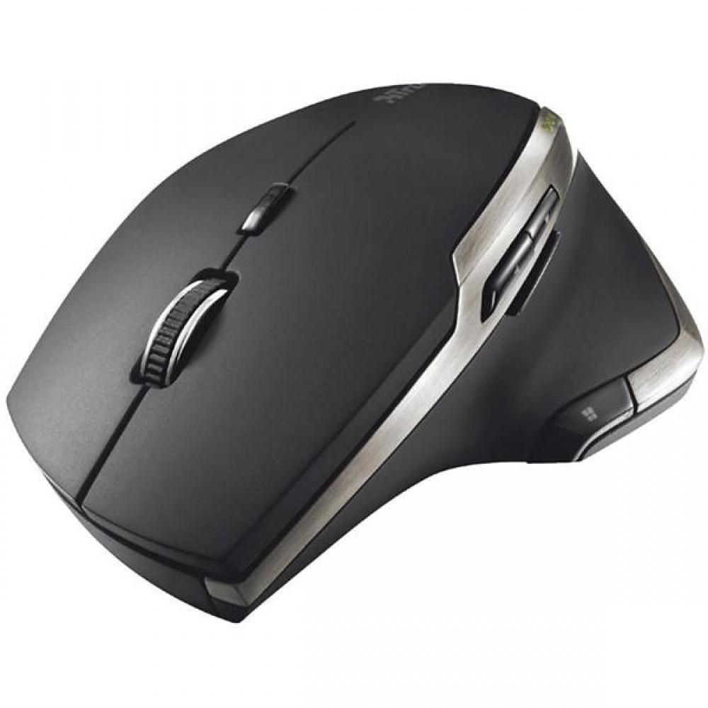 Trust Evo Advanced Laser Mouse Trådlös laser