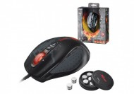 Trust GXT 33 Laser Gaming Mouse Gamer Lasermus, hö