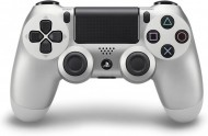 Sony PS4 Dual Shock Silver