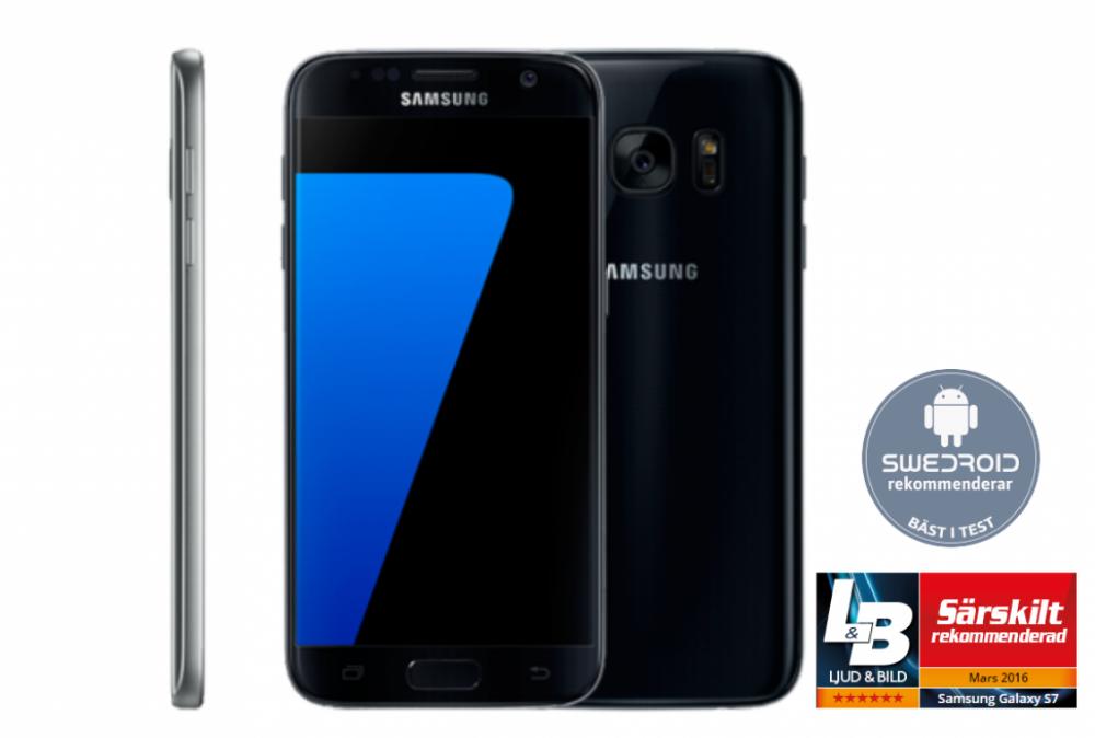 Samsung Galaxy S7 SM-G930 Svart