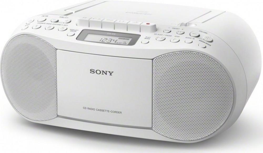 Sony CFD-S70 Vit