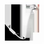 JBL T210 Silver
