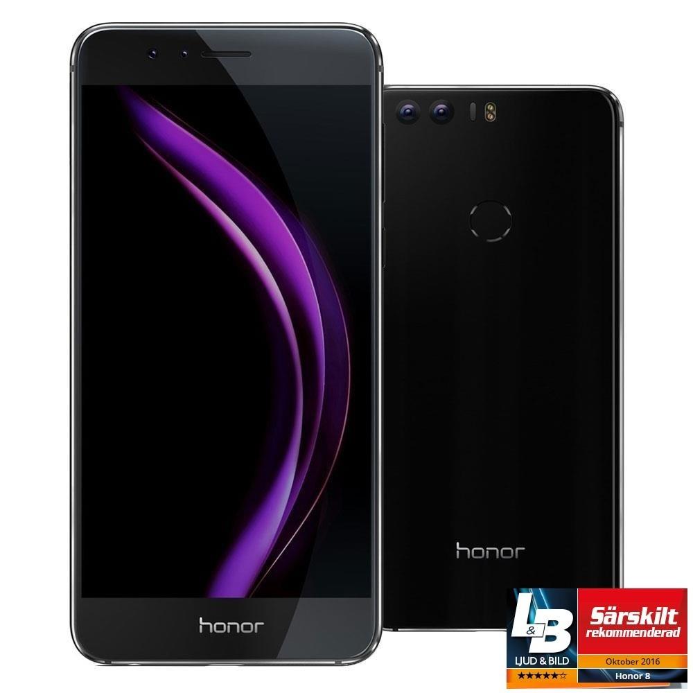 Huawei Honor 8 Svart
