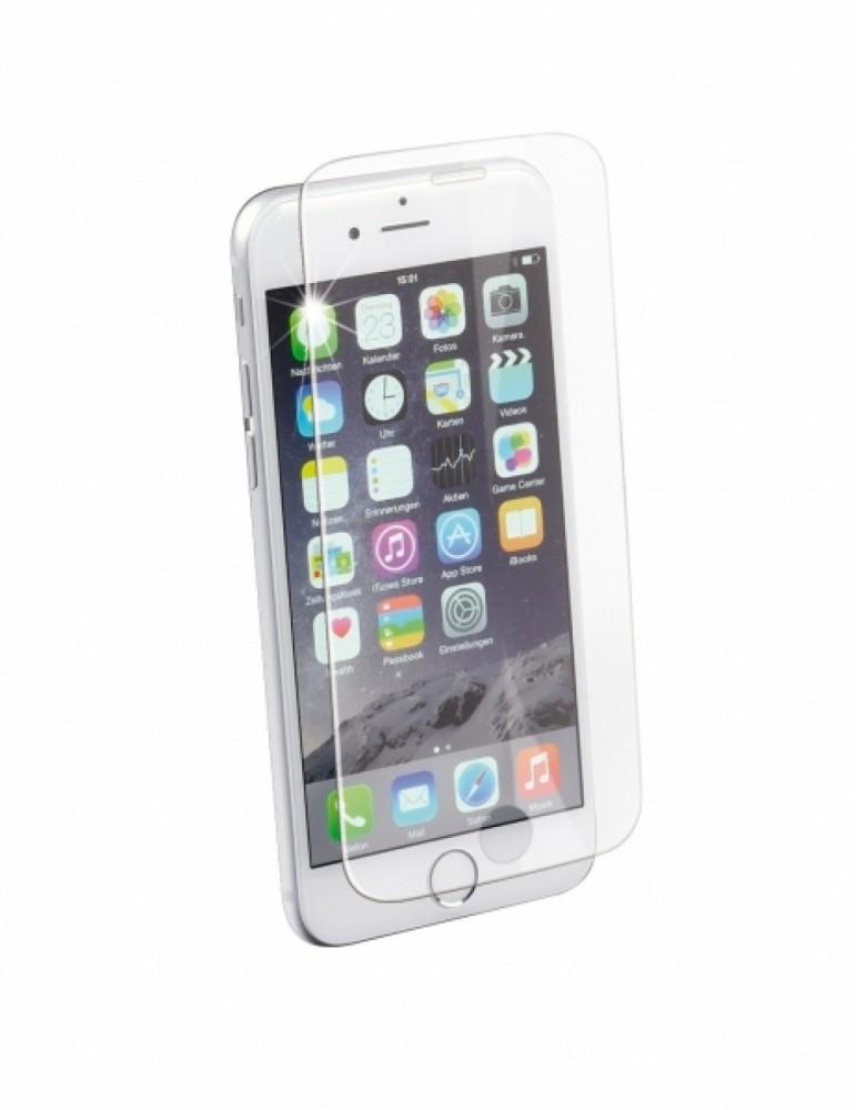 Vivanco Displayskydd i härdat glas för iPhone 7/8