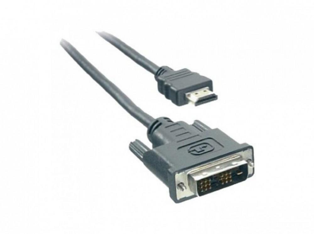 Vivanco HDMI till DVI kabel 2 meter
