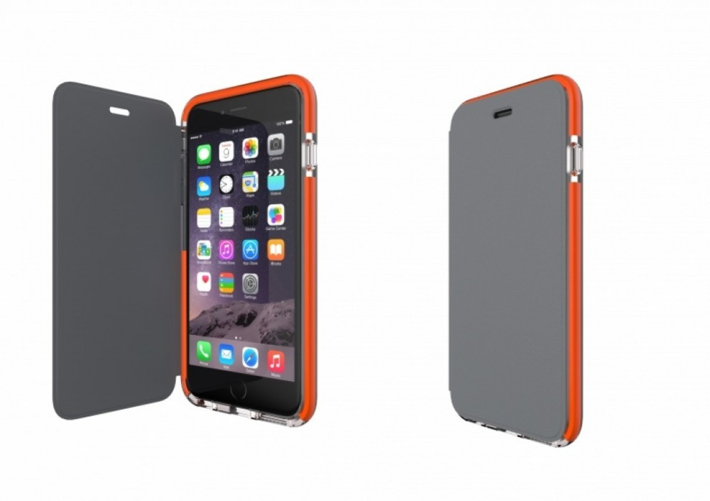 Tech21 Classic Shell med lock iPhone 6 Plus