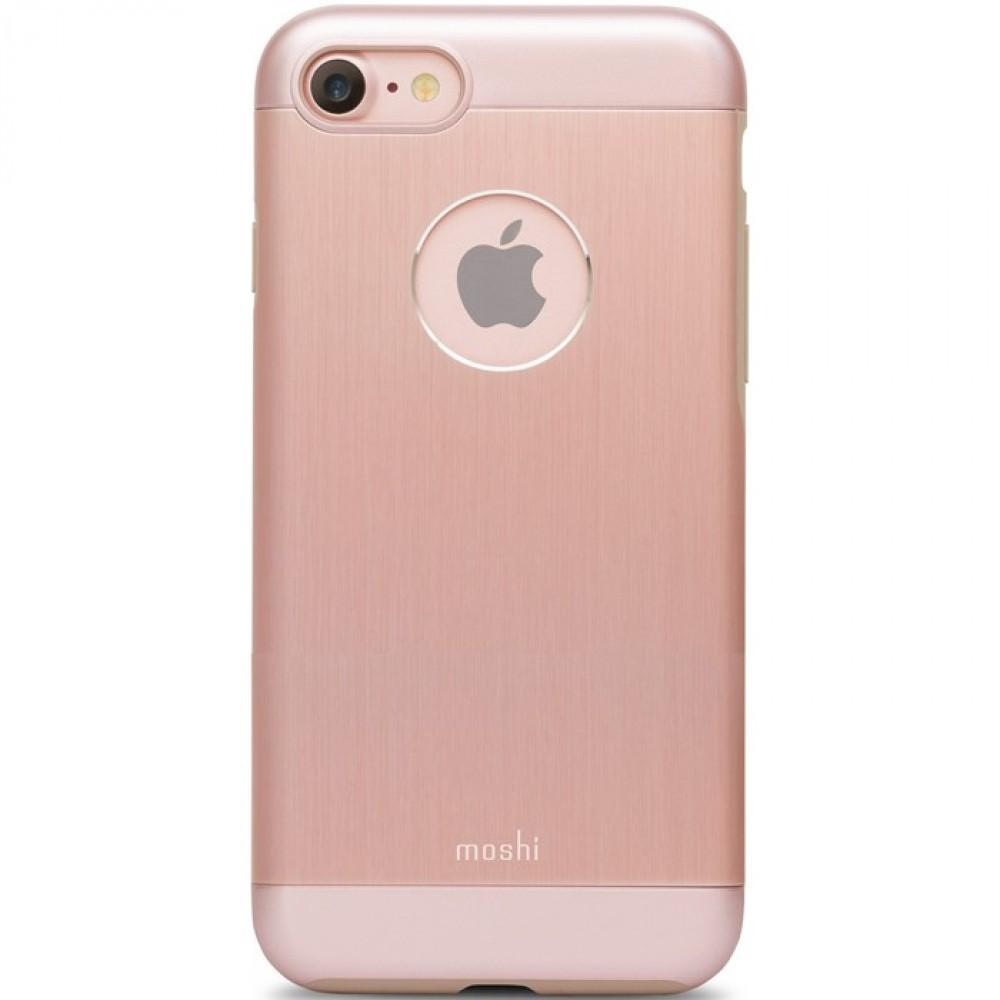 Moshi Armour Rose Guld för iphone 7/8