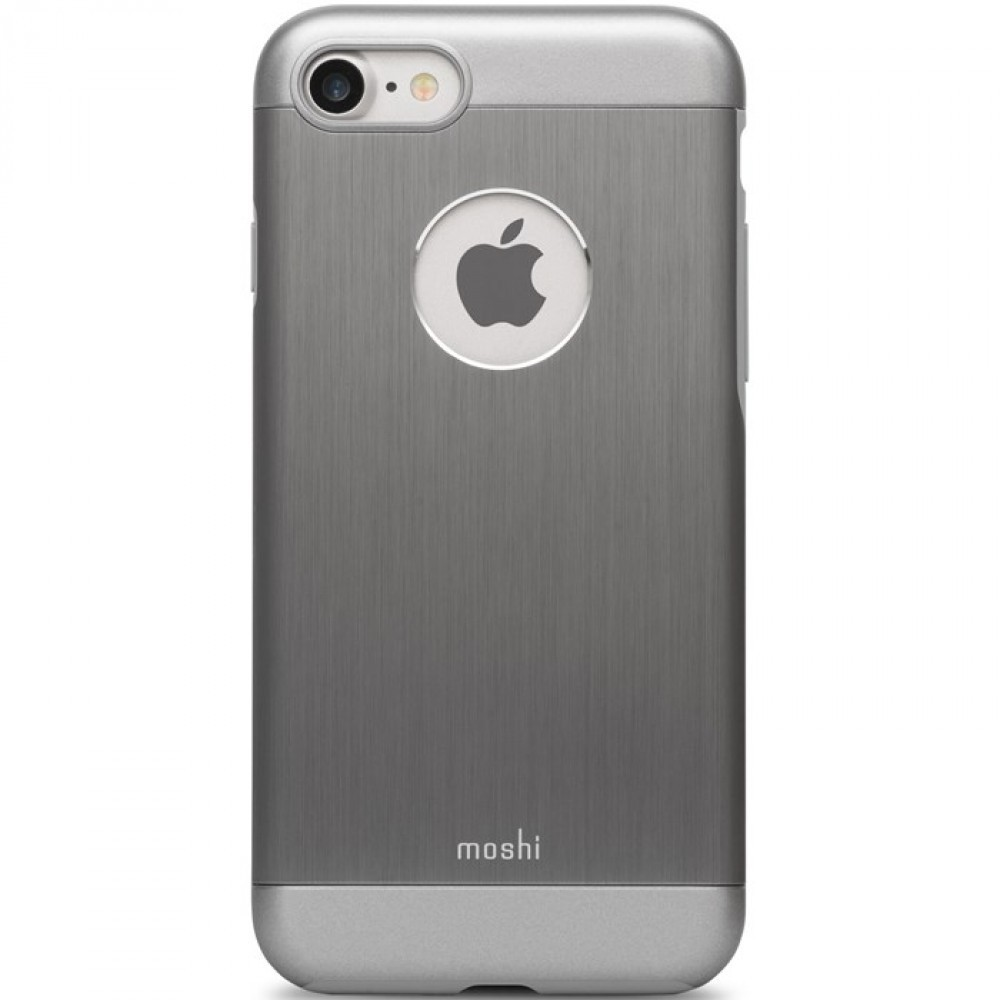 Moshi Armour Silver för iphone 7/8