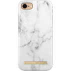 iDeal of Sweden Case White Marble för iphone 7