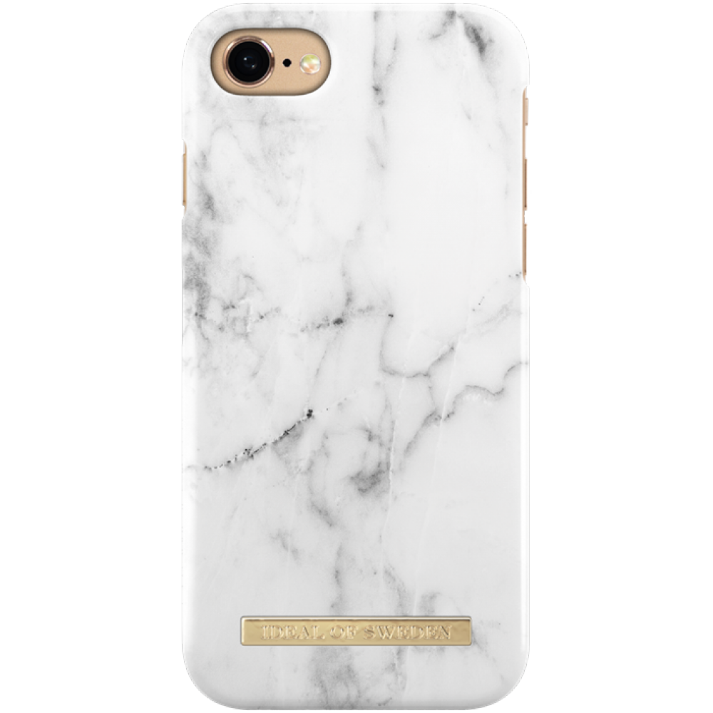 ideal of sweden case white marble f r iphone 6 6s 7 8 teleradio. Black Bedroom Furniture Sets. Home Design Ideas