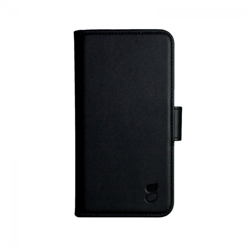 Gear Plånboksväska Svart iPhone 7/8 7xKortfack