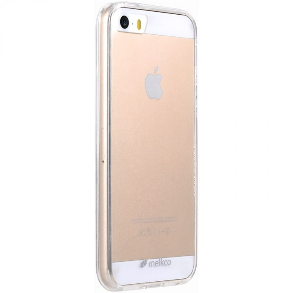 Melkco PolyUltima Case iPhone SE/5S/5 Transparent