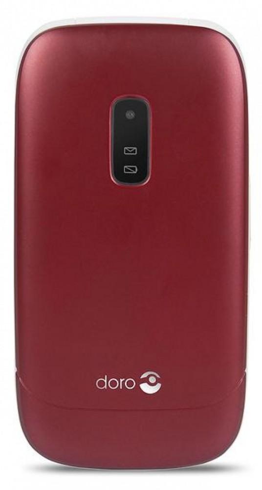 Doro 6031 Röd/Vit