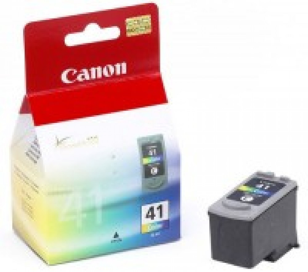 Canon CANON CL-41 Ink Cartridge Colour0617B001