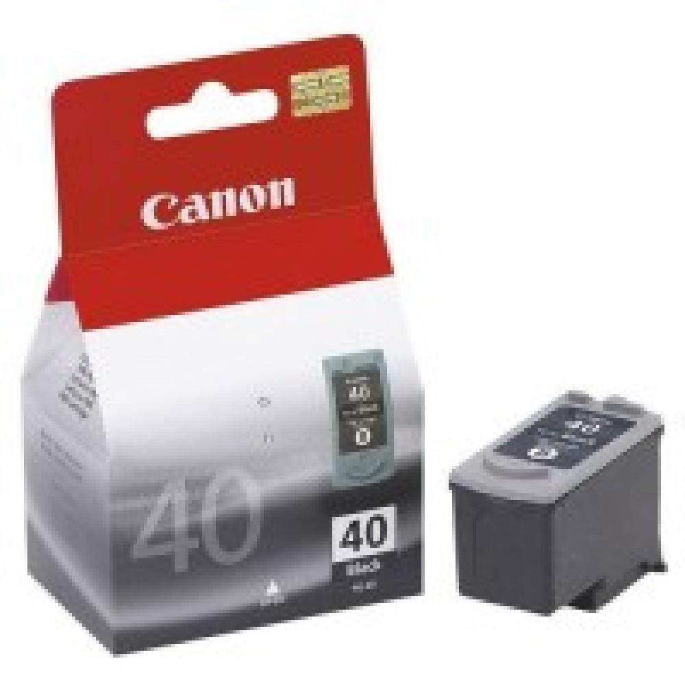 Canon Canon PG-40 svart bläckpatron  0615B001