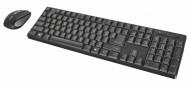 Trust Trådlöst tangentbord och kompakt mus