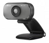Trust 720p HD-webbkamera med inbyggd mikrofon