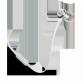 JBL T290 Silver