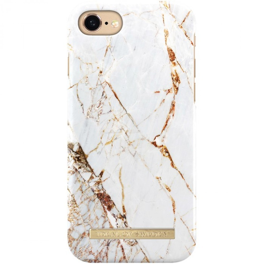 iDeal of Sweden Case Carrara Gold för iphone 6/6S/7/8