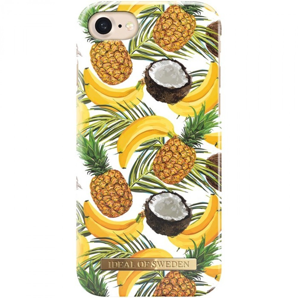 iDeal of Sweden Case Banana Coconut för iphone 6/6S/7/8