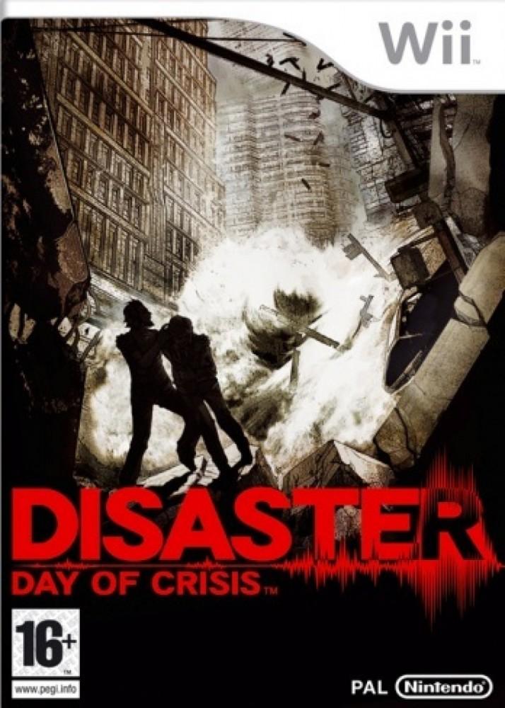 Nintendo DISASTER DAY OF CRISIS