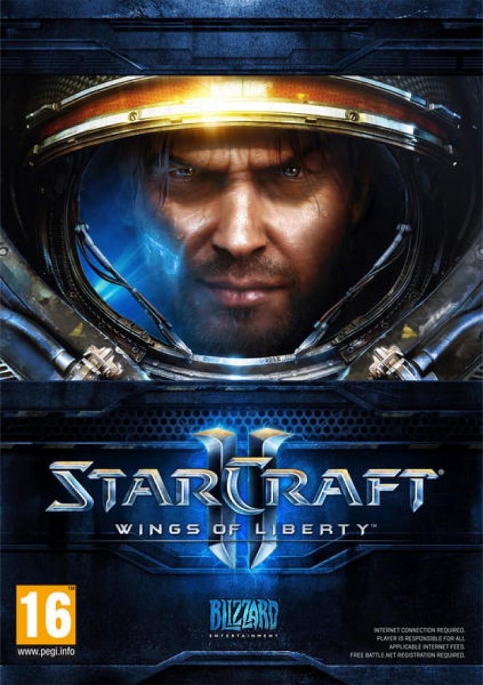 Blizzard STARCRAFT WINGSOFLIBERTY PC