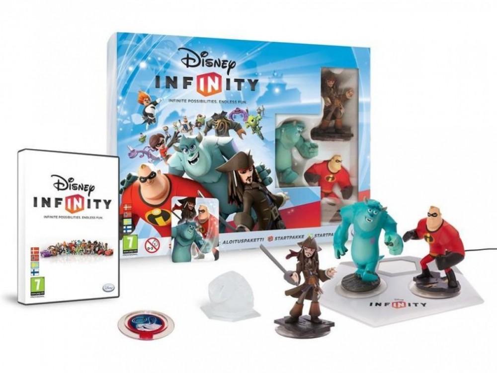 Disney interactive DISNEY INFINITY WIIU