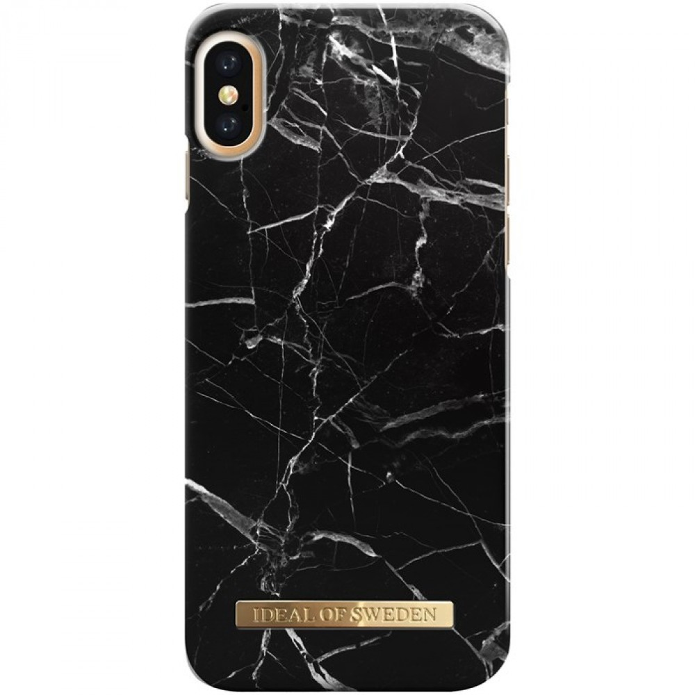 iDeal of Sweden Case för iPhone 8 Black Marble