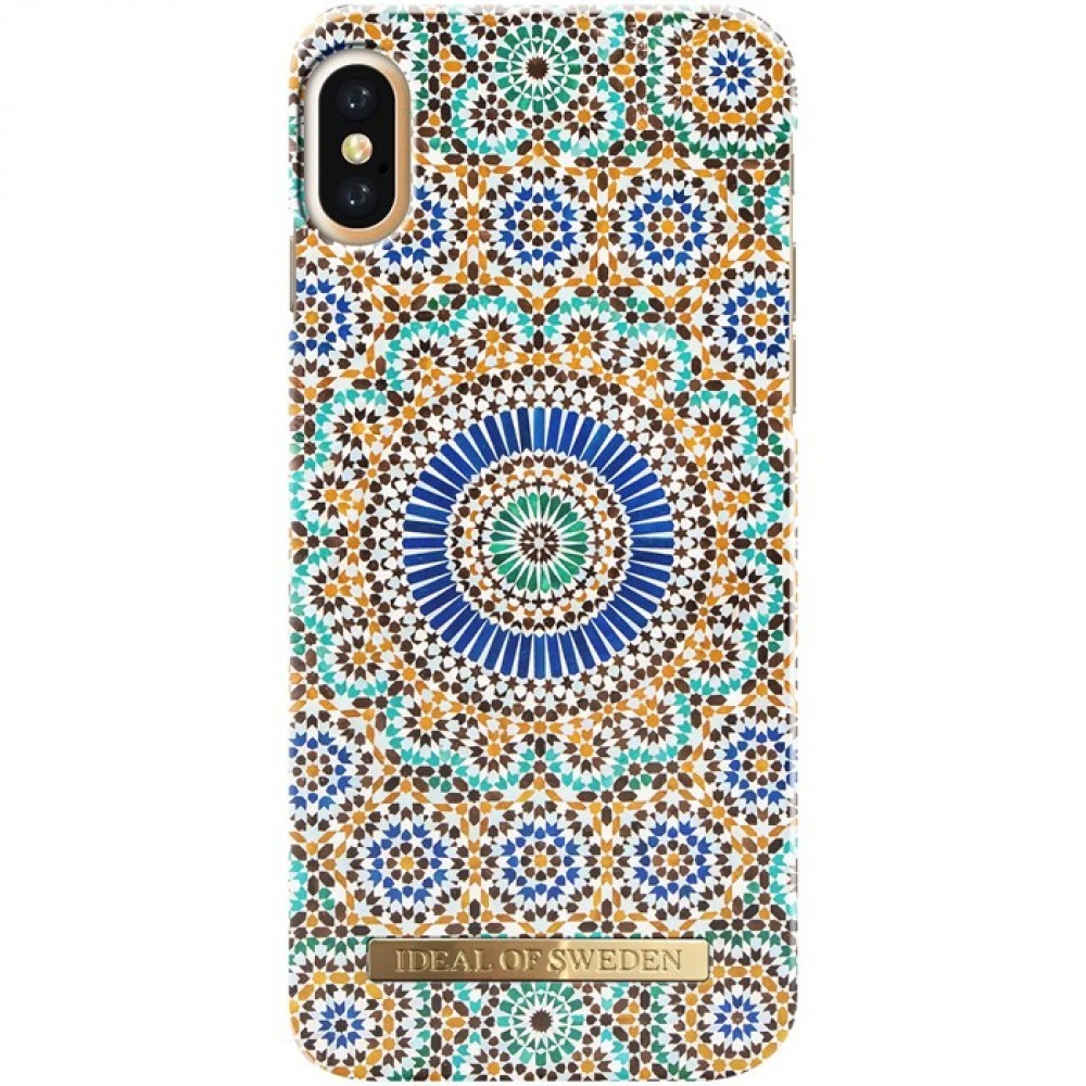iDeal of Sweden Case för iPhone X Moroccan
