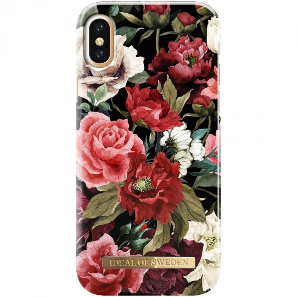 iDeal of Sweden Case för iPhone X Antique Roses