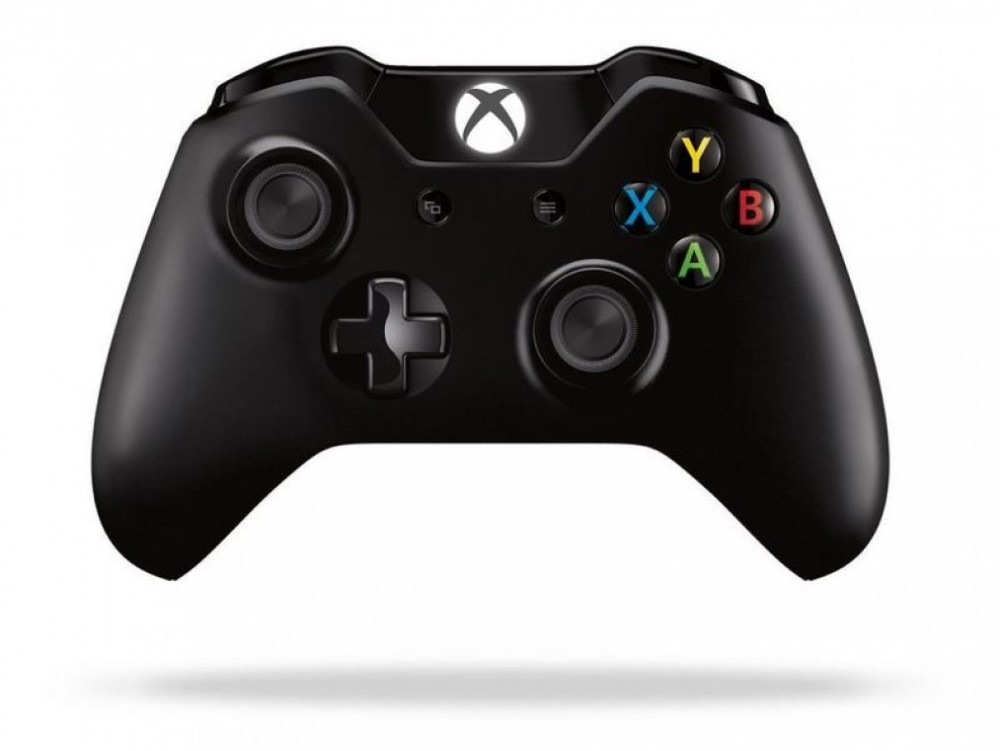 Microsoft Xbox One Wireless Controller Svart