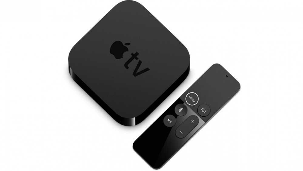 . Apple TV generation 4 - 32 GB