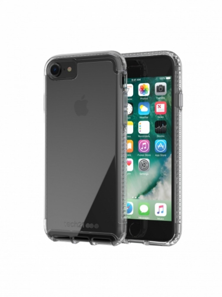 Tech21 Pure Clear iPhone 7/8 Transparent