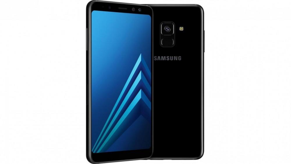Samsung Galaxy A8 2018 Svart