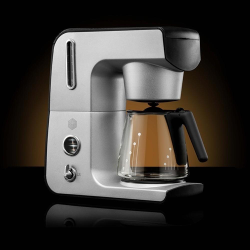 OBH Nordica LEGACY COFFEEMAKER SILVER