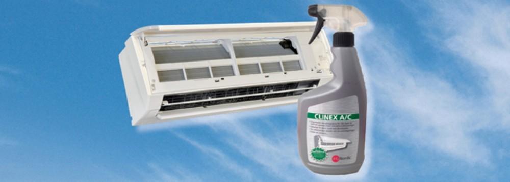 . Clinex Rengöringsspray A/C