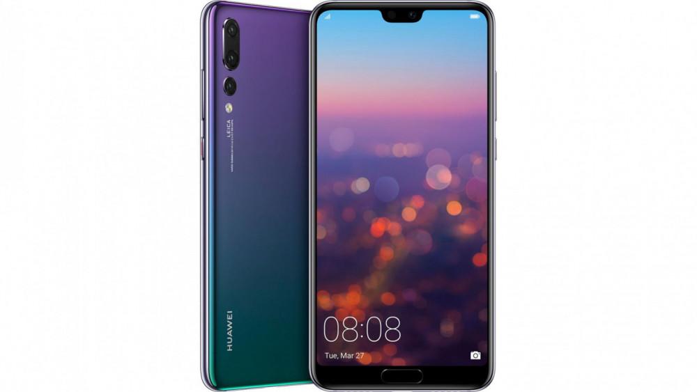 Huawei P20 Pro 128GB Lila