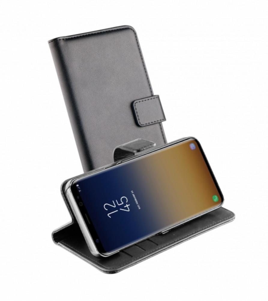 Vivanco Plånboksfodral till Galaxy S9 Svart