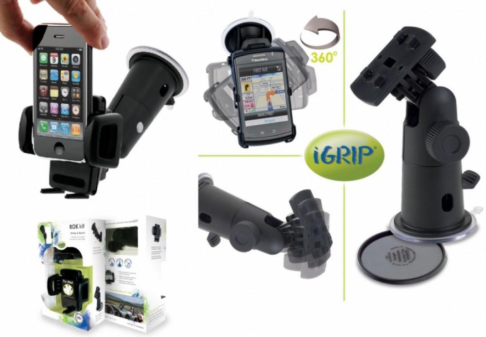 Igrip T5-1223 Universal ROK Kit mobiltelefonhållare