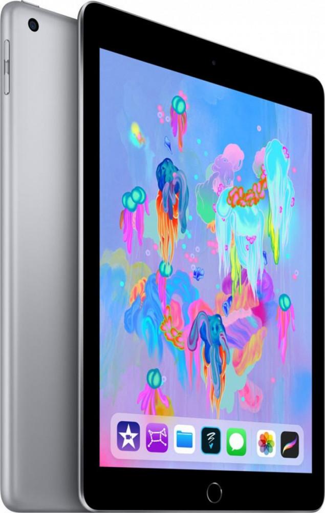 . iPad (2018) Wi-Fi 128GB Space Grey