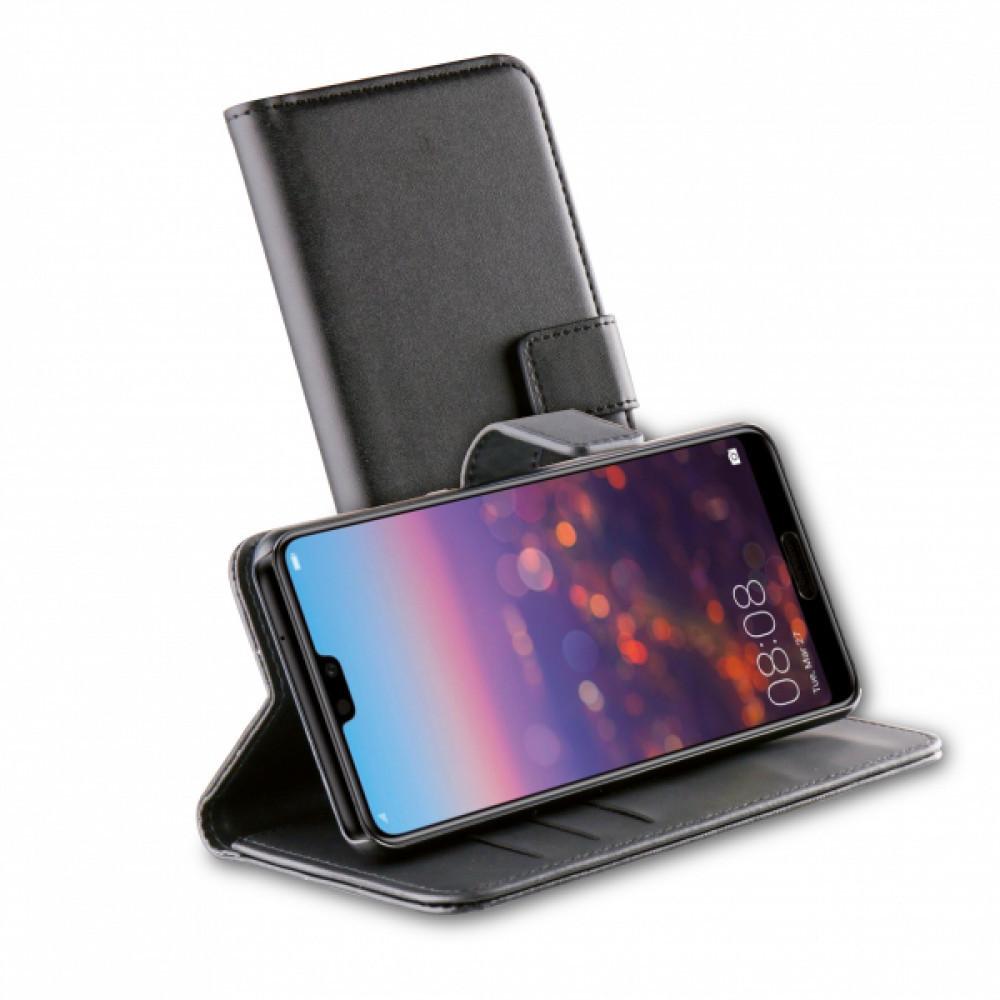 Vivanco Plånboksfodral Huawei P20 Pro Svart