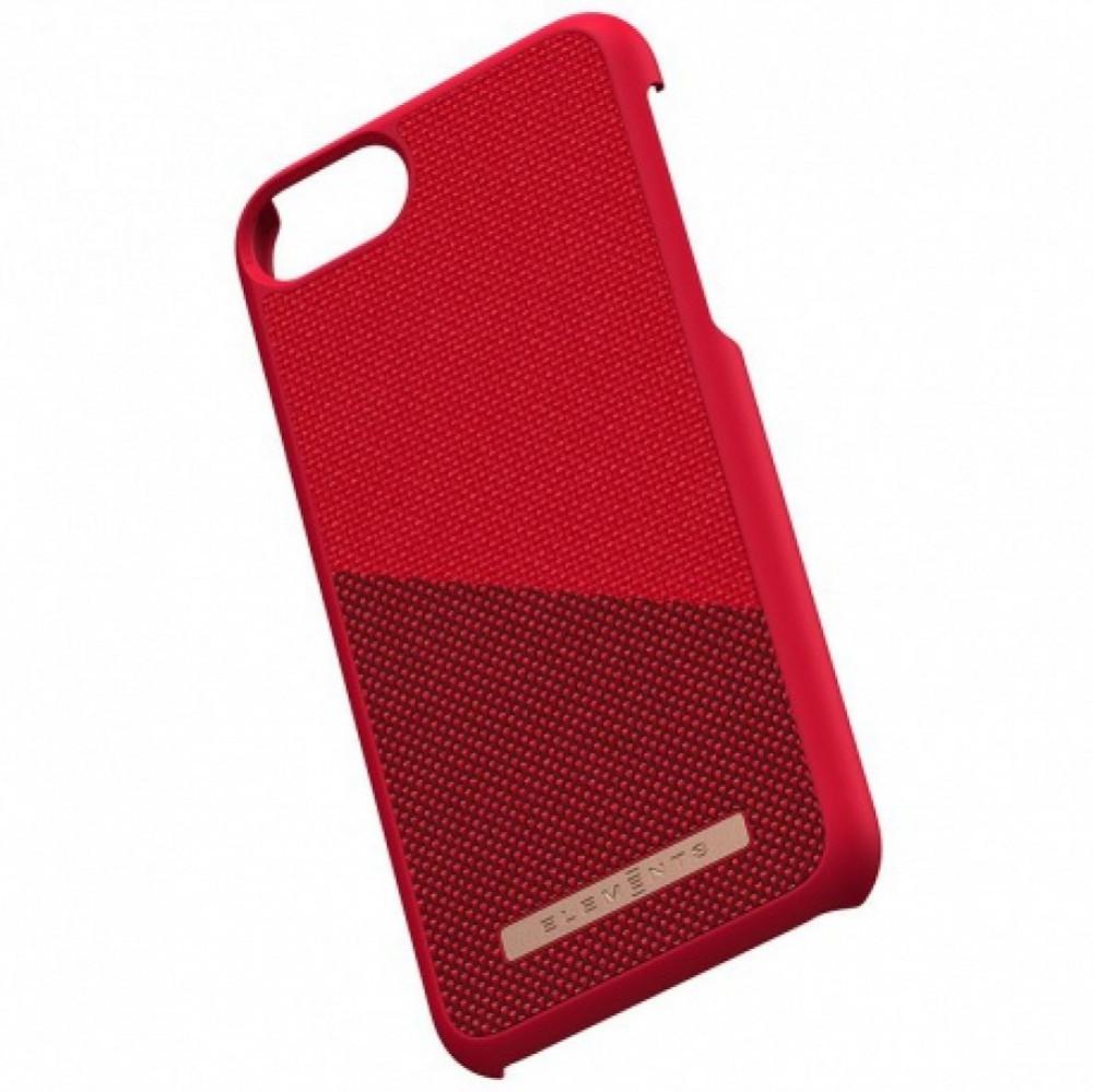 Elements Freja Skal iPhone 6/7/8 Röd